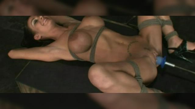 Жестокий Оргазм От Секс Машины